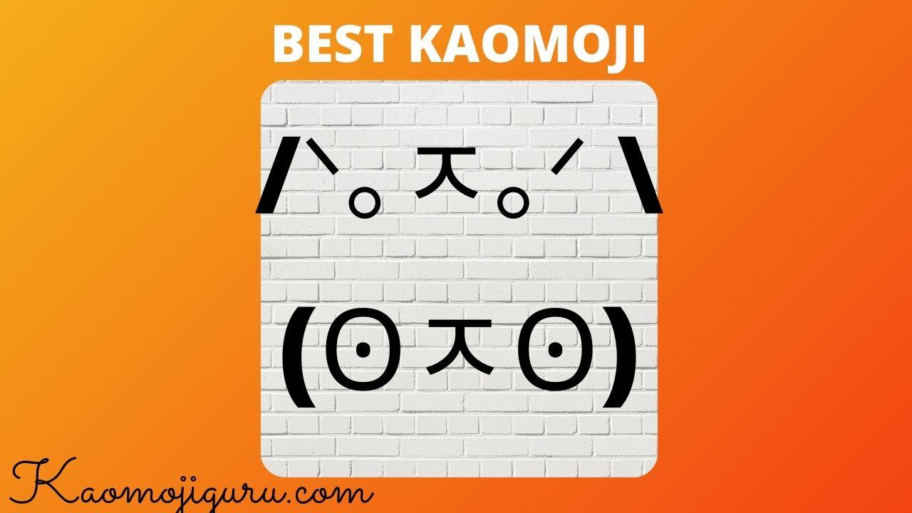 Triumph Kaomoji Kaomoji